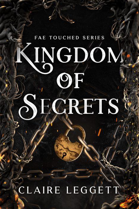 Kingdom Of Secrets Cover